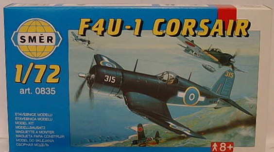 Směr Chance Vought F4U-1 Corsair