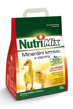 NutriMix pro drůbež výkrm a odchov plv 3kg