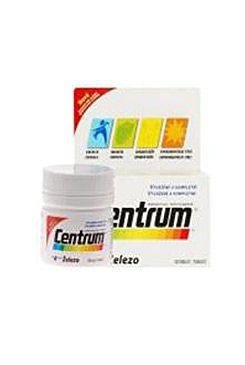 Multivitamin Centrum AZ s Multi-Efektem 100tbl