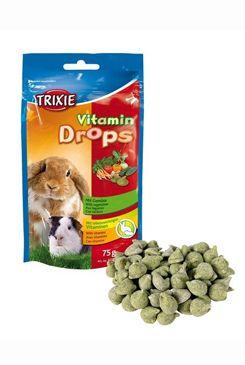 Esquisita Drops se Zeleninou a vitamin Hlodavec 75g TR
