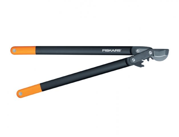 Nůžky FISKARS POWERGEAR na silné větve s převodem