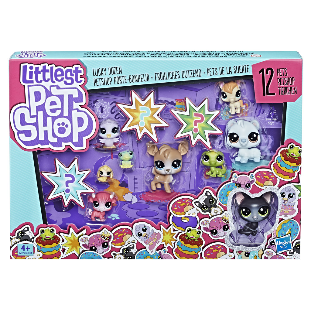 Hasbro Littlest Pet Shop Velké balení zvířátek - mix variant či barev