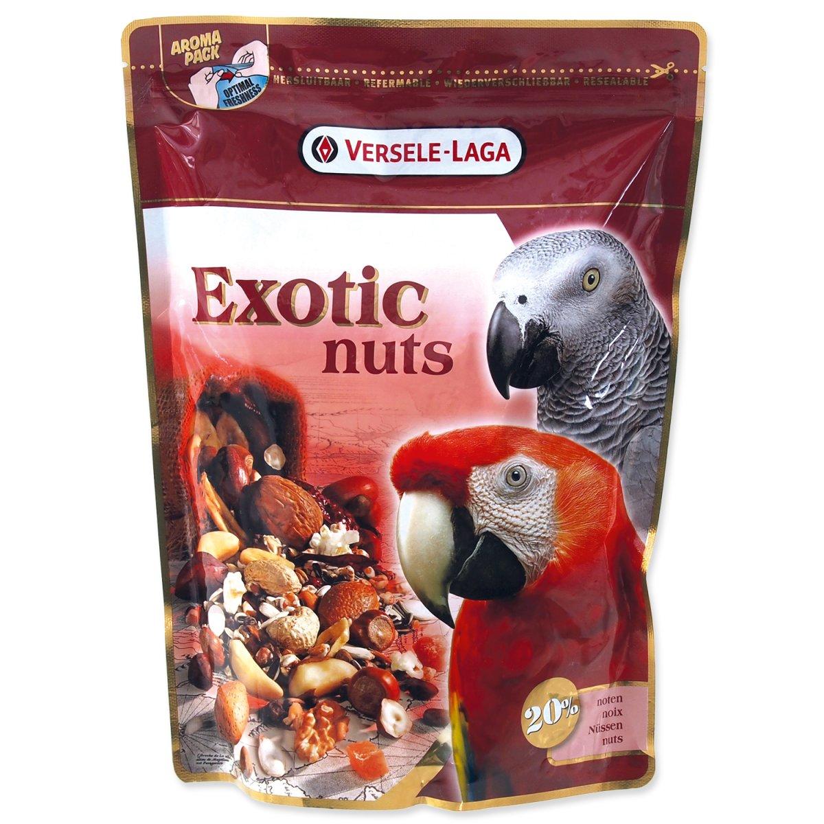 VERSELE-LAGA Exotic směs ořechy pro velké papoušky (750g)
