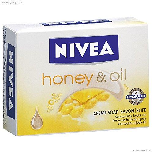 Nivea mýdlo s medem a olejem 100g