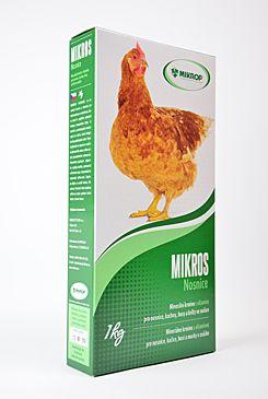 Mikros Nosnice plv 1kg krabička