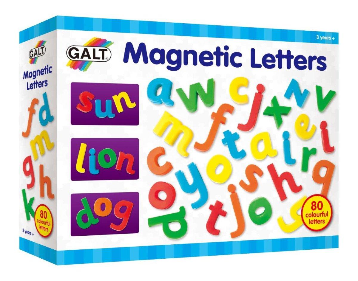 Magnetické písmená
