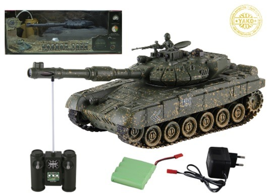 RC tank Russia T90 1:28