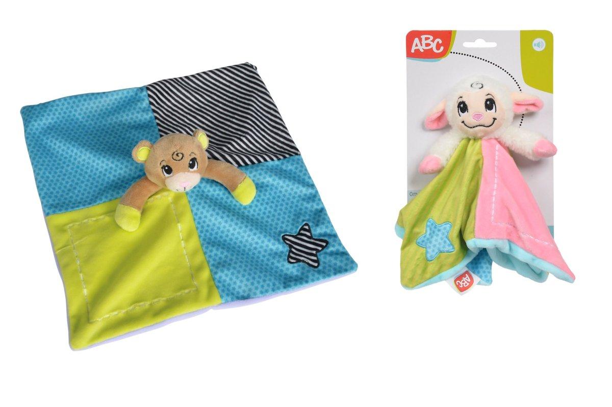 ABC Plyšový usínáček zvířátko 24 cm - mix variant či barev