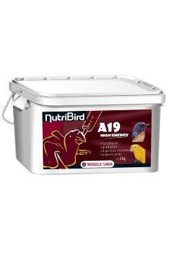 VL Nutribird A19 High Energy pro papoušky 3kg