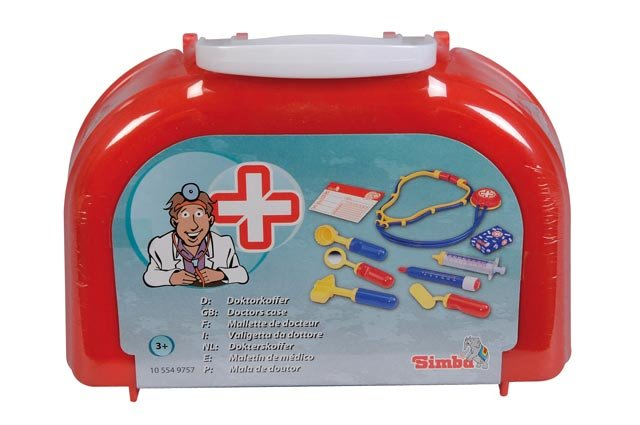 Simba Doktorský kufřík plastový