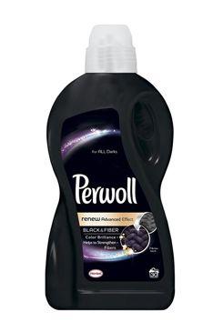 Prací prostředek Perwoll Black gel 1,8l