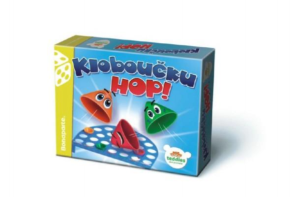 Kloboučku, hop! společenská hra