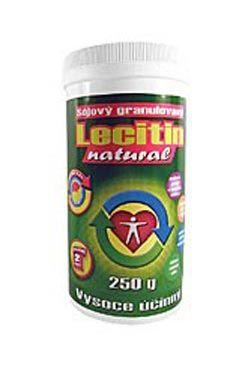 Lecitin granulát sójový natural Mogador 250g
