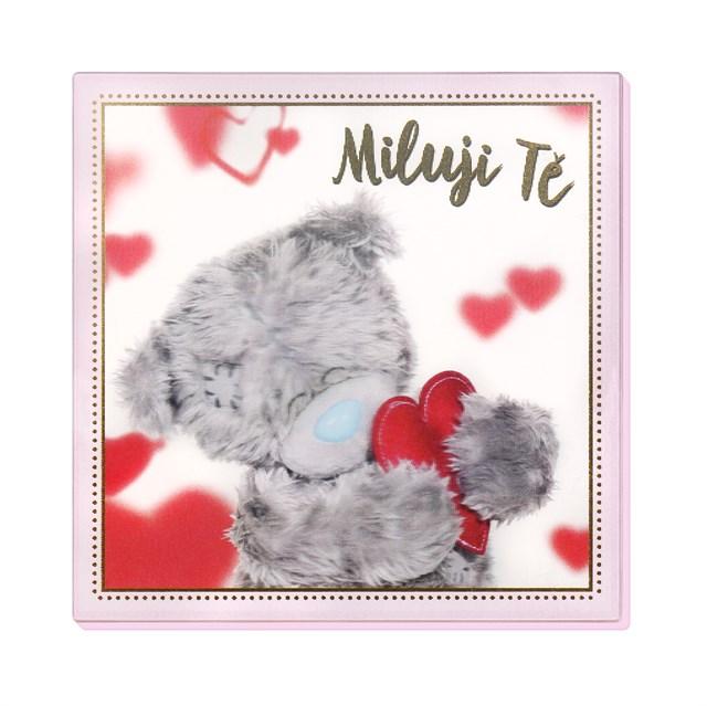 ALBI Me to You čokoláda - Miluji Tě