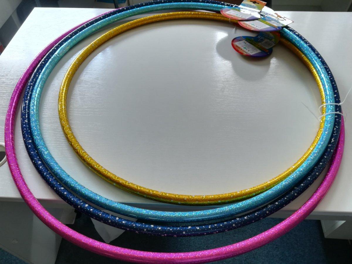Mac Toys Hula Hop obruče - mix variant či barev