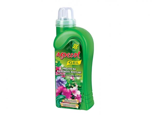 Hnojivo AGRECOL gelové na balkónové rostliny 500ml