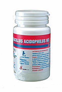 Lactobacillus acidophilus bez laktózy 75cps