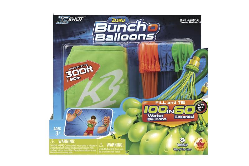 Zuru - vodní balónky s katapultem
