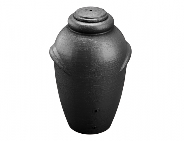 Sud na vodu AQUACAN DEKOR plastový antracit 360l 80x72x120cm