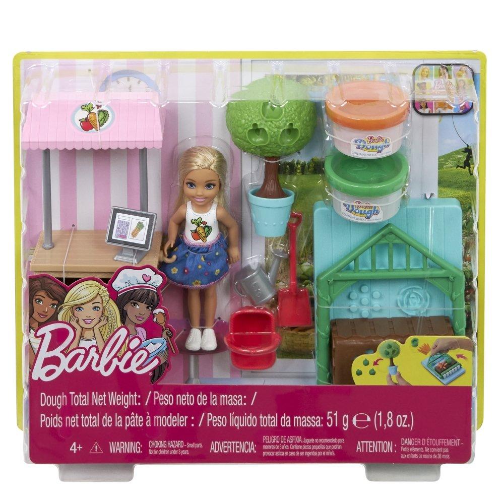 Barbie CHELSEA ZAHRADNICE HERNÍ SET