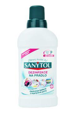 SANYTOL dezinfekce na prádlo 500ml