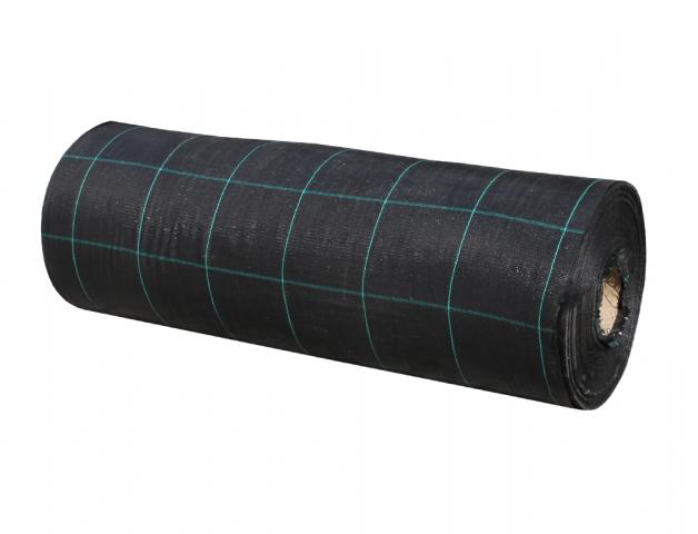Stínovka PE 45% s oky zelená 1,5x50m