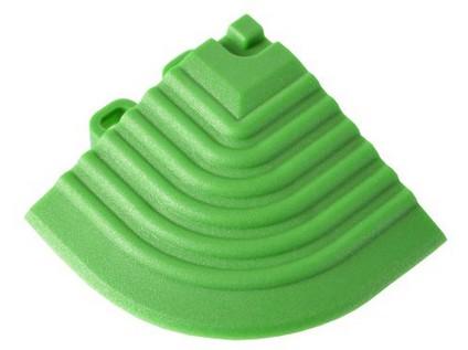 lišta rohová k FLORCO CLASSIC plastová, ZE (4ks)