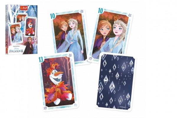 Černý Petr Ledové království II/Frozen II společenská hra v papírové krabičce