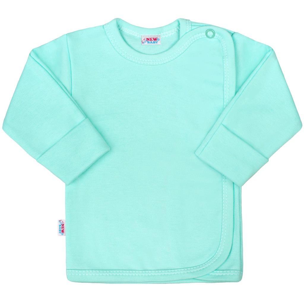 Kojenecká košilka New Baby Classic II mátová - 56 (0-3m)