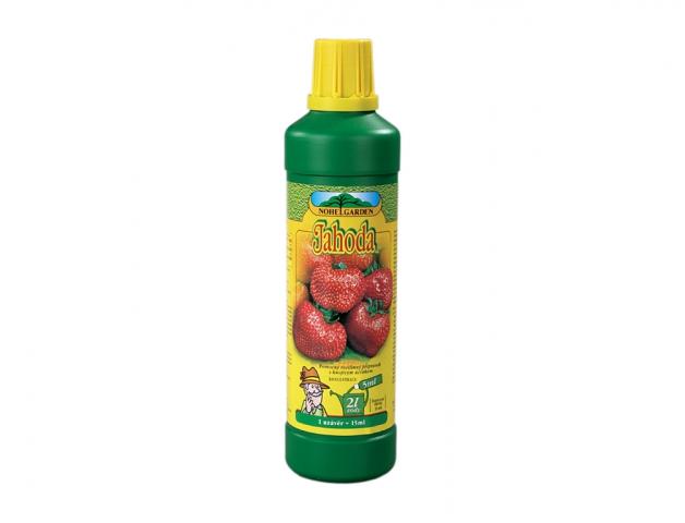 Hnojivo NG na jahody 500ml