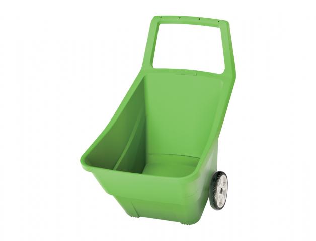 Vozík zahradní LOAD GO III plastový zelený 95l 84x58x93cm