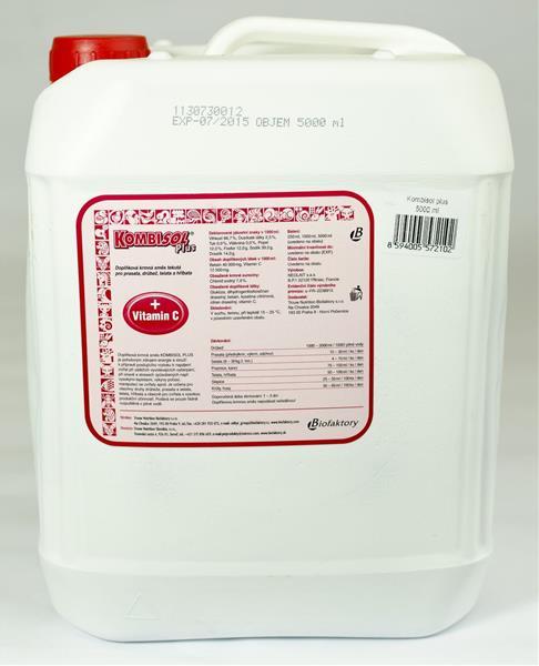 Kombisol Plus sol 5000 ml