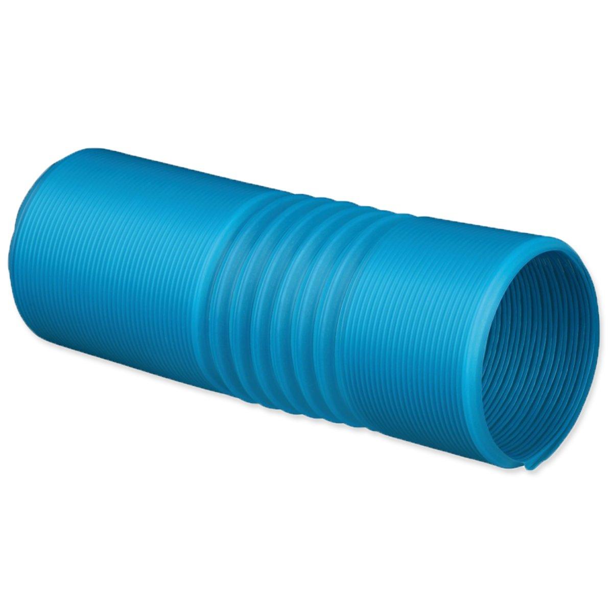 Hračka TRIXIE tunel plastový tyrkysový (1ks)