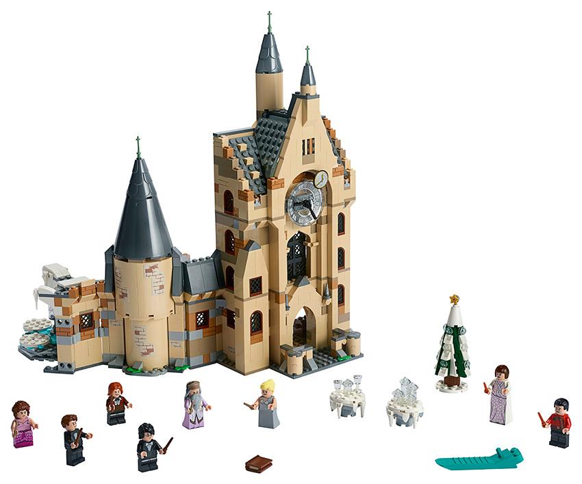 LEGO Harry Potter 75948 Hodinová věž v Bradavicí