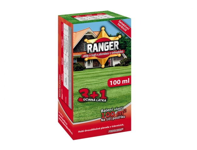 Herbicid RANGER PROGAZON 100ml