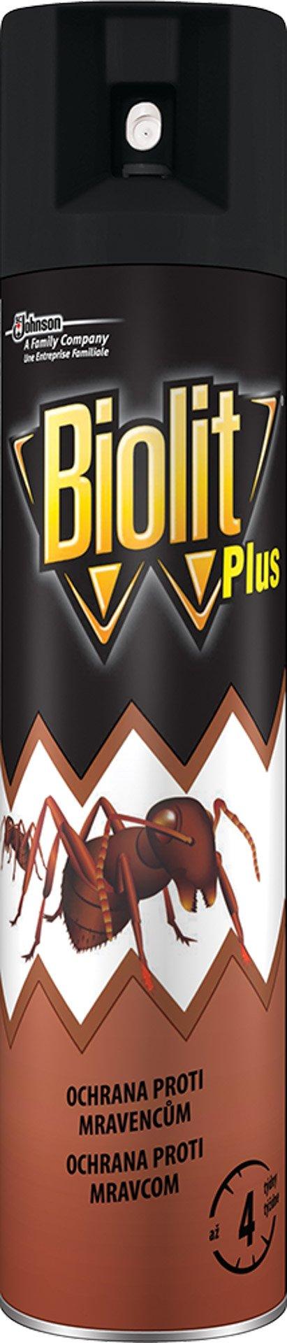 Sprej BIOLIT PLUS na mravence 400ml