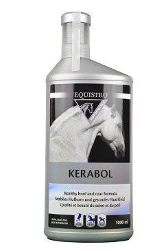 Equistro Kerabol 1000 ml =100dávek