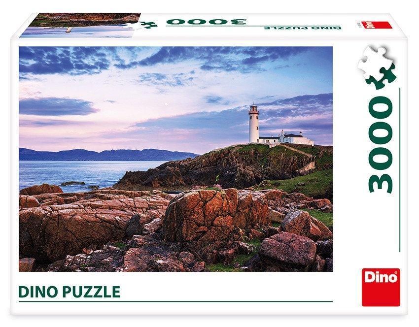 Puzzle Maják 3000 dílků