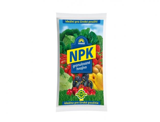 Hnojivo NPK MINERAL granulované 5kg