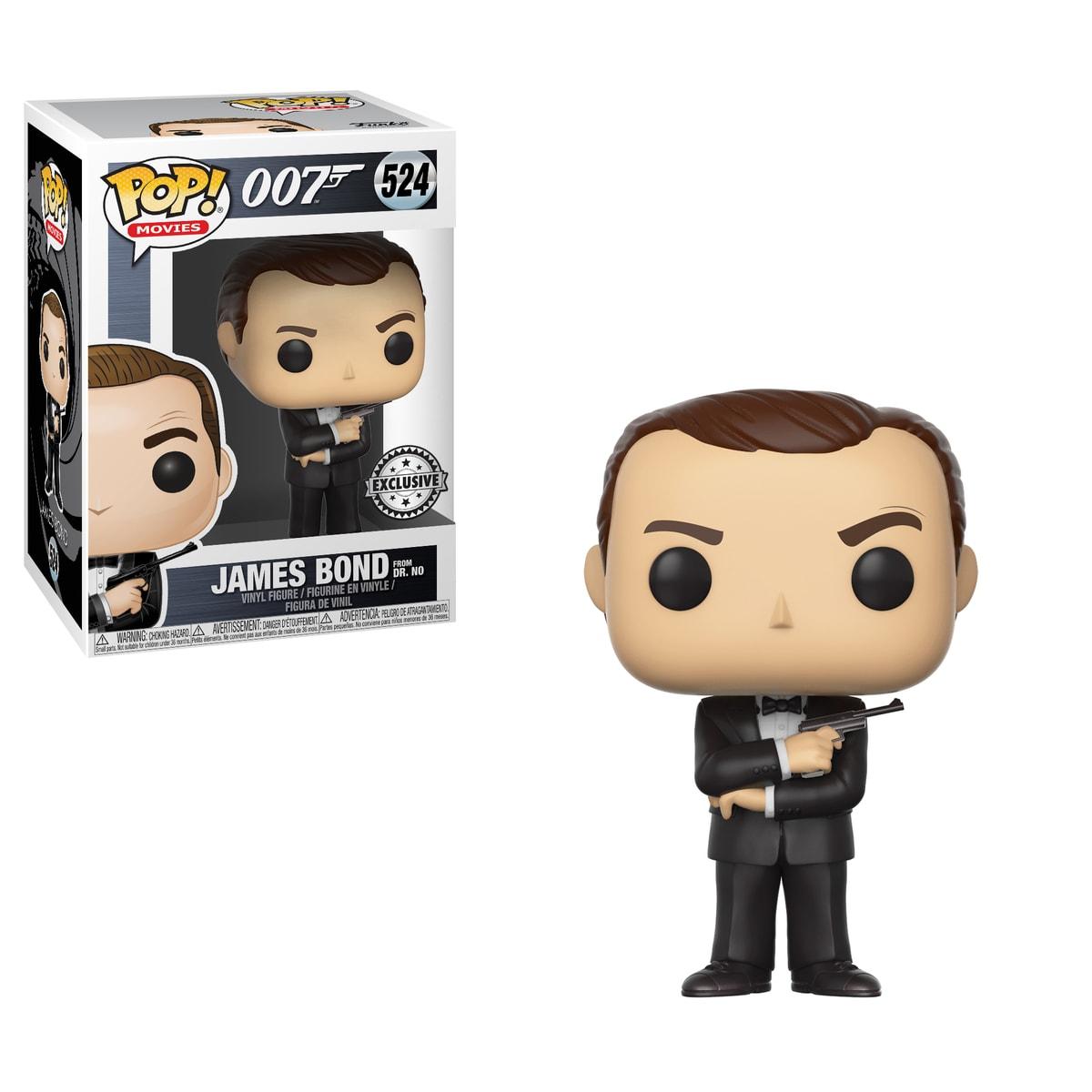 Funko POP Movies: James Bond S1 - Sean Connery (Exc) - balení 6 ks