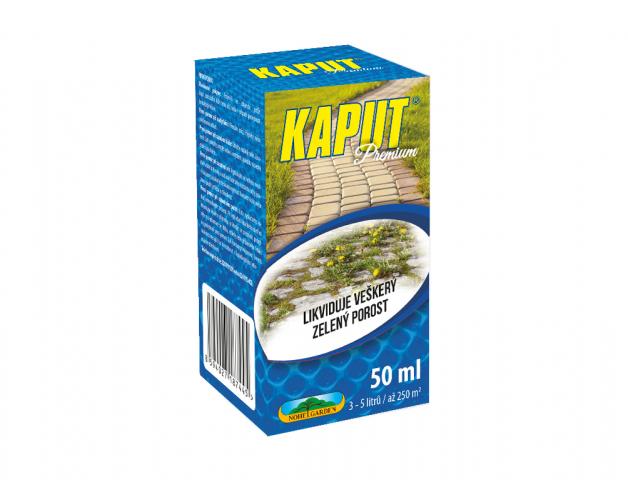 Herbicid KAPUT PREMIUM 50ml
