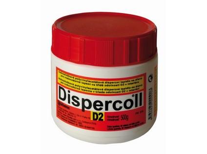lepidlo disperzní DISPERCOLL D2 1000g