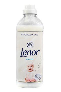 Aviváž LENOR Sensitive bílá 930ml