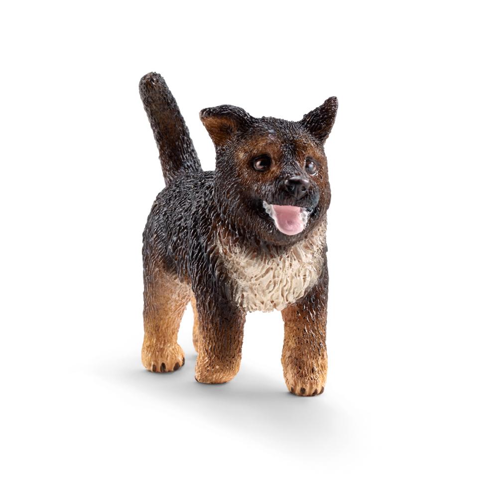 Zvieratko - šteňa nemeckého ovčiaka - balenie 5 ks