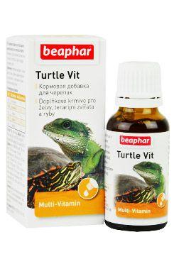 Kapky BEAPHAR Turtle Vit multivitamínové (20ml)