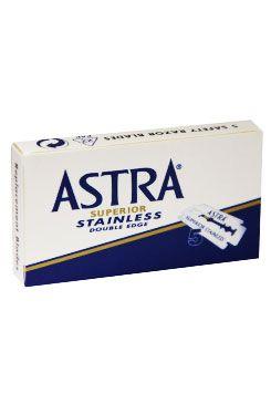 Žiletky Astra Superior Stainless 5ks