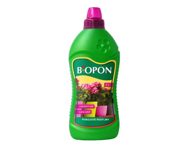 Hnojivo BOPON na pokojové rostliny 1l