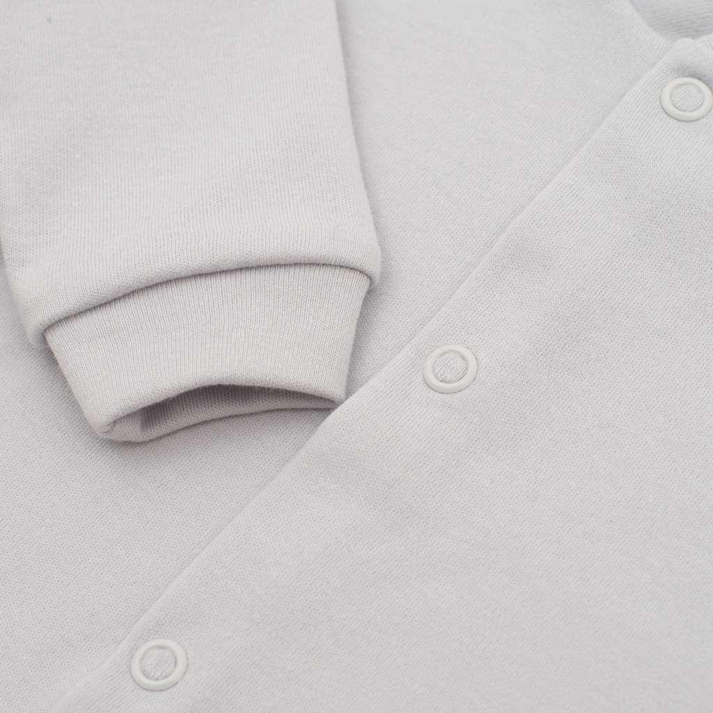 Kojenecký kabátek New Baby Mouse šedý - 80 (9-12m)