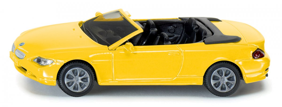SIKU Blister - BMW 645i Cabriolet