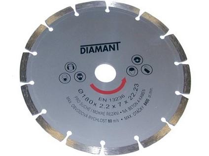 kotouč diamantový 180 segmentový